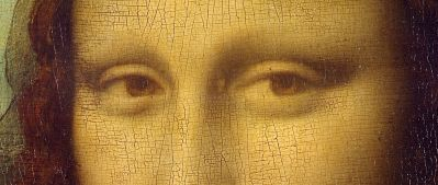 Da Vinci - Mona Lisa Eyes